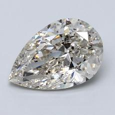 Recommended Stone #3: 2.01-Carat Pear Shaped