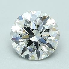 推薦鑽石 #4: 1.58  克拉圓形切割