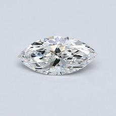 Recommended Stone #2: 0.31-Carat Marquise Cut