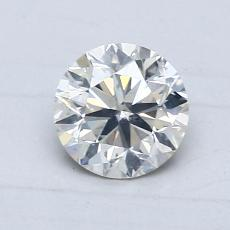 Recommended Stone #3: 0.71-Carat Round Cut