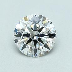 Recommended Stone #3: 0,86-Carat Round Cut