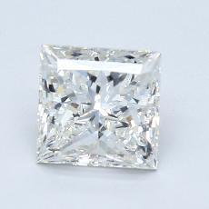 Recommended Stone #4: 1.51-Carat Princess Cut