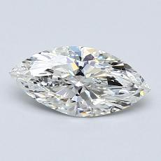 Recommended Stone #4: 0,70-Carat Marquise Cut