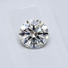 推荐宝石 4:0.31 克拉圆形切割