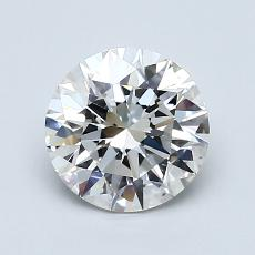 Recommended Stone #1: 1.30-Carat Round Cut