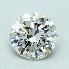 Piedra recomendada 2: Talla redonda de 1.40 quilates