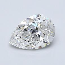 Recommended Stone #4: 1.00-Carat Pear Shaped