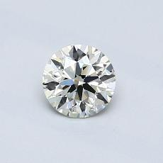 Recommended Stone #2: 0.46-Carat Round Cut