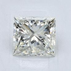 Recommended Stone #3: 2.01-Carat Princess Cut