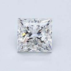 Recommended Stone #4: 1.02-Carat Princess Cut