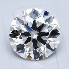 Recommended Stone #3: 1.56-Carat Round Cut