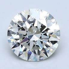 Recommended Stone #4: 2.29-Carat Round Cut