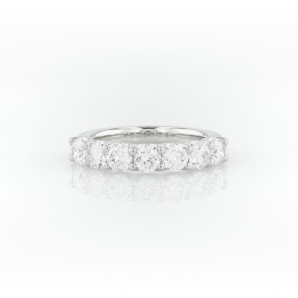 Luna Seven Stone Diamond Ring in Platinum (1.45 ct. tw.)