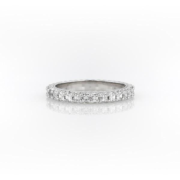 Bella Vaughan Grandeur Rope Diamond Ring in Platinum (1 1/2 ct. tw.)