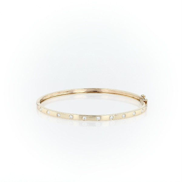 Diamond Bangle in 14k Yellow Gold (0.46 ct. tw.)