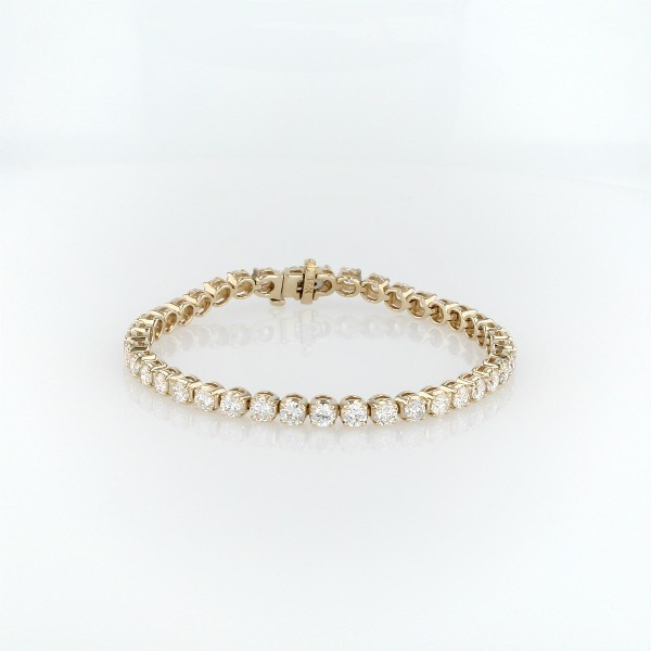 Diamond Tennis Bracelet in 14k Yellow Gold (8 ct. tw.)