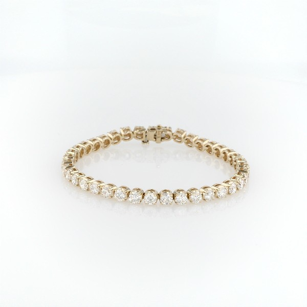 Diamond Tennis Bracelet in 14k Yellow Gold (10 ct. tw.)