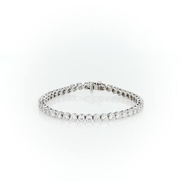 Diamond Tennis Bracelet in 18k White Gold (6.90 ct. tw.)