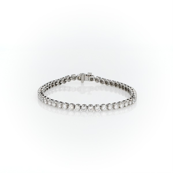 Premier Diamond Tennis Bracelet in Platinum (5 ct. tw.)