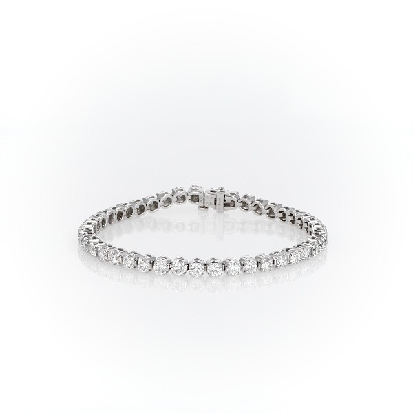 Premier Diamond Tennis Bracelet in Platinum (6.90 ct. tw.)