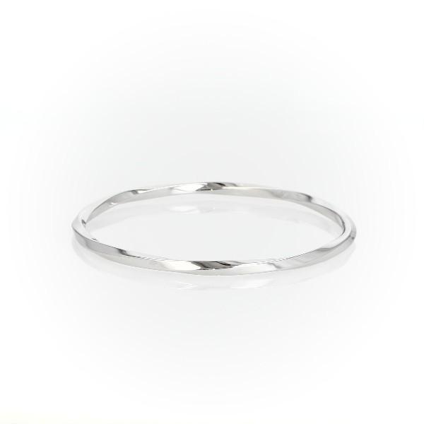 925 纯银扭纹手镯